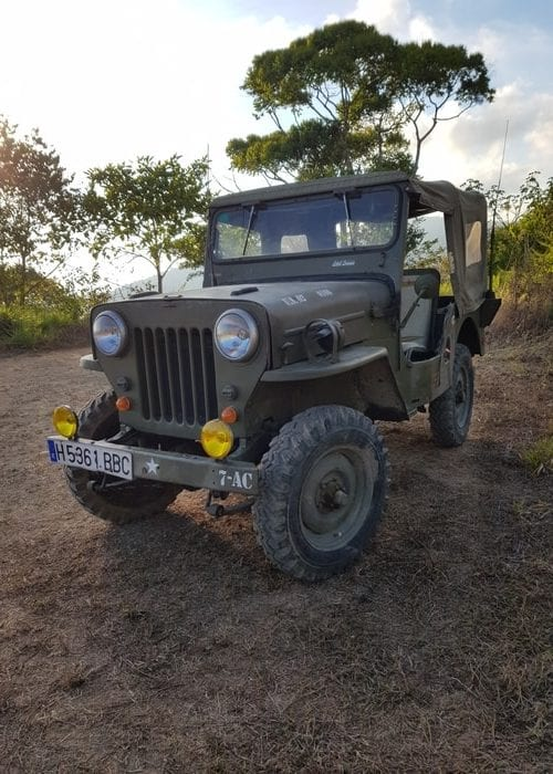 Willy's Military Jeep